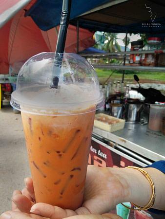 Thai Street Iced Tea