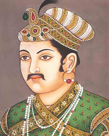 Akbar The most famous Mughal Emperor from India