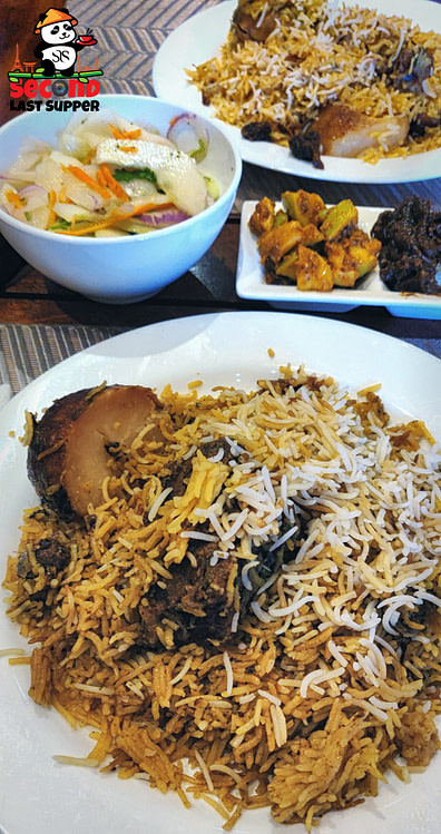 Mauritius Food Beef Biryani from Stardeg in Port Louis