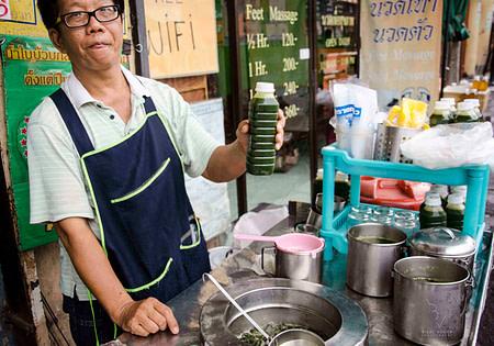 Chinatown Bangkok Street Juice
