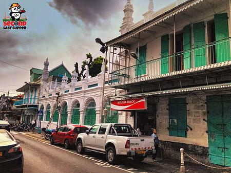 Jummah Mosque Port Louis