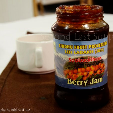 Seabuckthorn/ Lehberry Jam