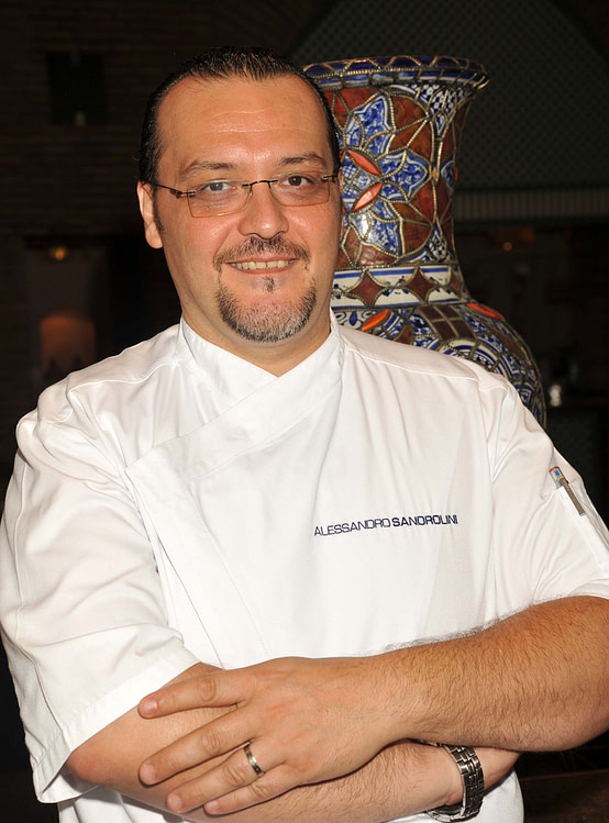 Italian Chef in India