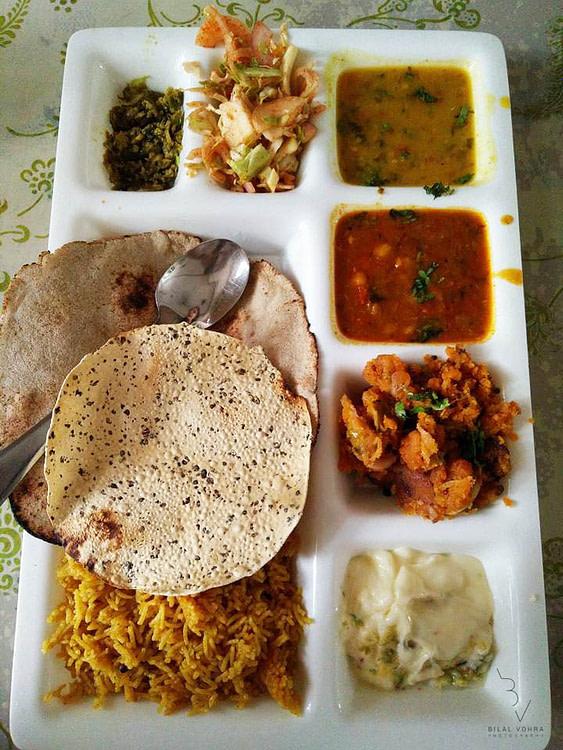 Indian veg Thali