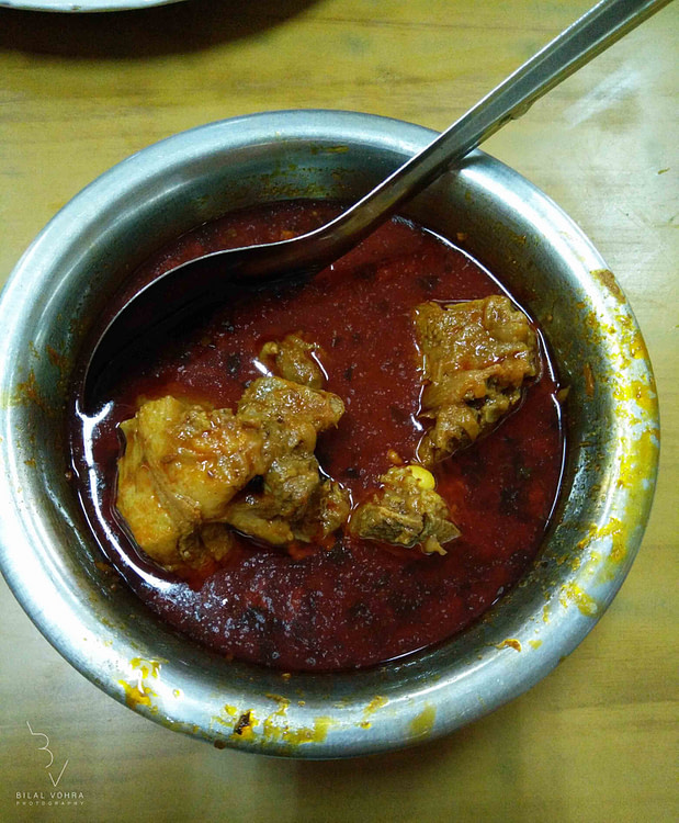 Kashmiri Style Mutton
