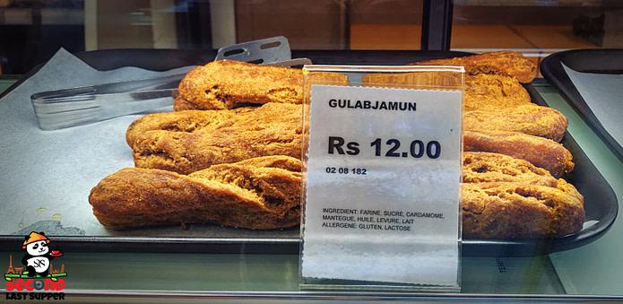 Gulab Jamun In Mauritius