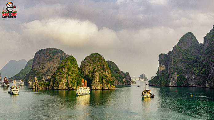 One of the best places you can travel to is Ha Long Bay Vietnam