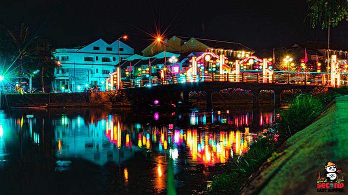 stunning beauty of Hoi An Vietnam