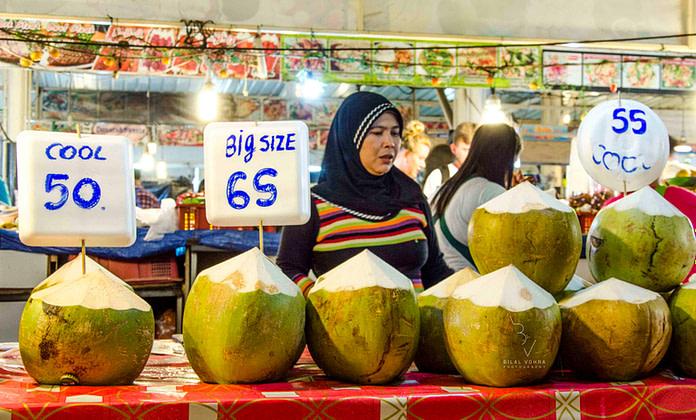 crazy big coconuts