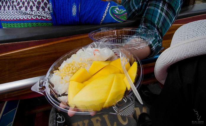 Dessert from Thailand