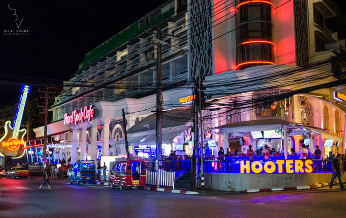 cafes in thailand