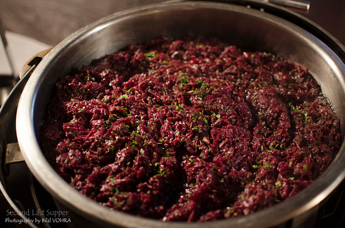 Swiss Red Cabbage Dish
