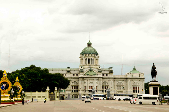 Home of Royal Family in Thailand
