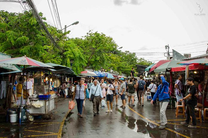 Jatujak Street Market