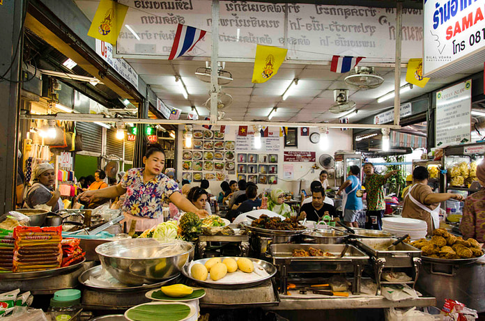 Food in Chatuchak