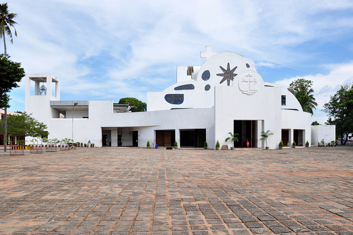 Syrian Orthodox Church in Kerala India