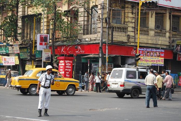 Bengali Rosogolla Shop