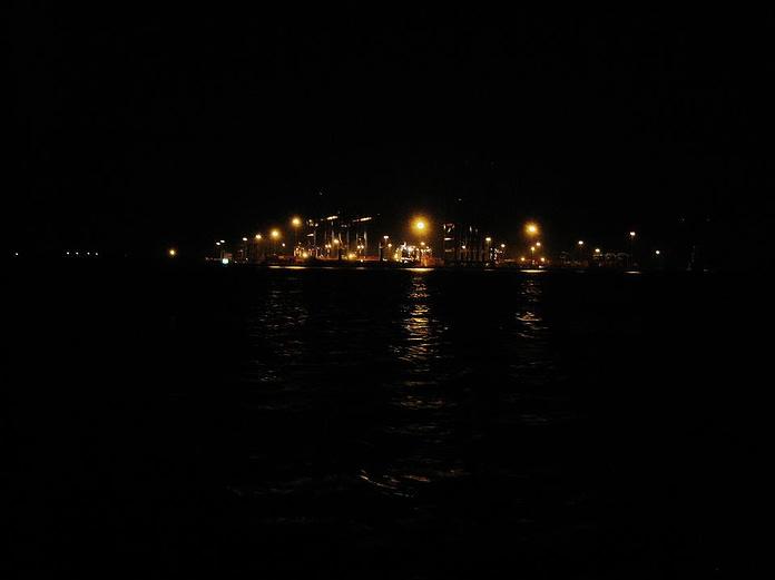 Cochin Night Picture
