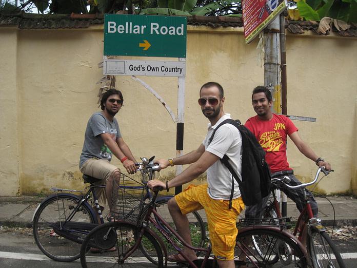 Bicycle Ride in Cochin/Kochi