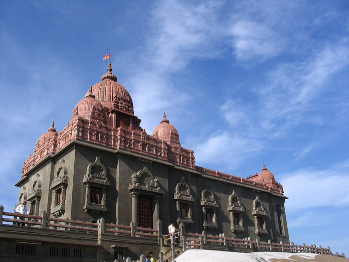 Famous Indian temple