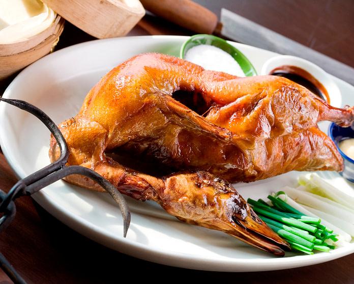 Roasted Duck in Hyatt New Delhi